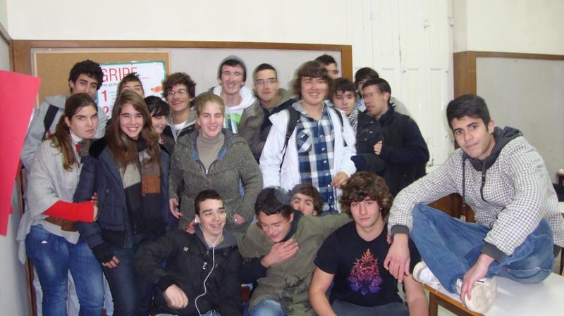 Classe 1� trcpa